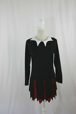 Unbranded Womens Costume Black Size XS Wednesday Adams Family AS IS