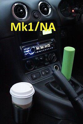MAZDA MX5 MK1 ASHTRAY CUPHOLDER £14.99 Free p/&p CENTRE CONSOLE CUPHOLDER