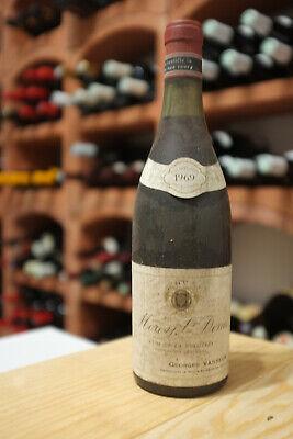 Morey St. Denis 1969 Georges Vasseur Rotwein 1 Flasche original