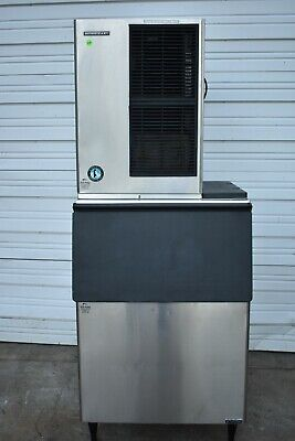 Hoshizaki Km-515mah 527 Lb Ice Machine With Bin