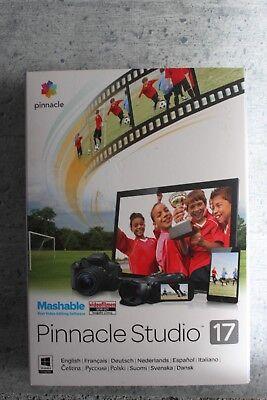 Corel Pinnacle Video Studio 17 HD ML 1 PC Vollversion MiniBox