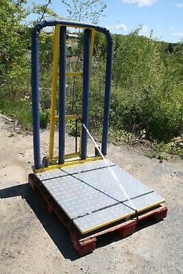 Exp Safestocker Order Picker Platform 38x39