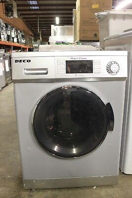 Deco All-in-one 1200 RPM Compact Combo Washer Dryer Model 4400 All In One Washer Dryer Combo