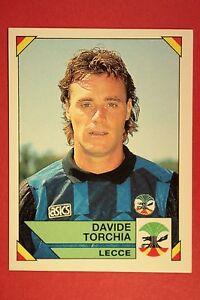 Panini Calciatori 1993/94 1993 1994 n. 167 LECCE TORCHIA DA EDICOLA ! - Italia - L'oggetto può essere restituito - Italia