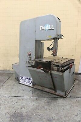 26 Doall Model 2620-4 Band Mill Saw Yoder 69672