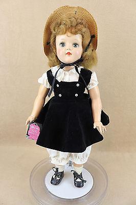 """20"""" vintage hard plastic Ideal Toni Doll P-93"""