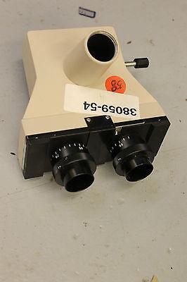 Olympus Microscope Trinocular Head 4e0358