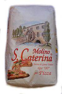 Pizzamehl 10 Kg Gebinde Sack S. Caterina - Weizenmehl Typ 00 / 0,99€/ kg