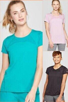 Women's Short Sleeve Running T-Shirt - C9 Champion - Various Sizes and (Women And Running)