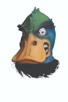 Morbid Enterprises Evil Angry Duck Adult Halloween Costume Accessory Mask - Morbid Halloween Masks
