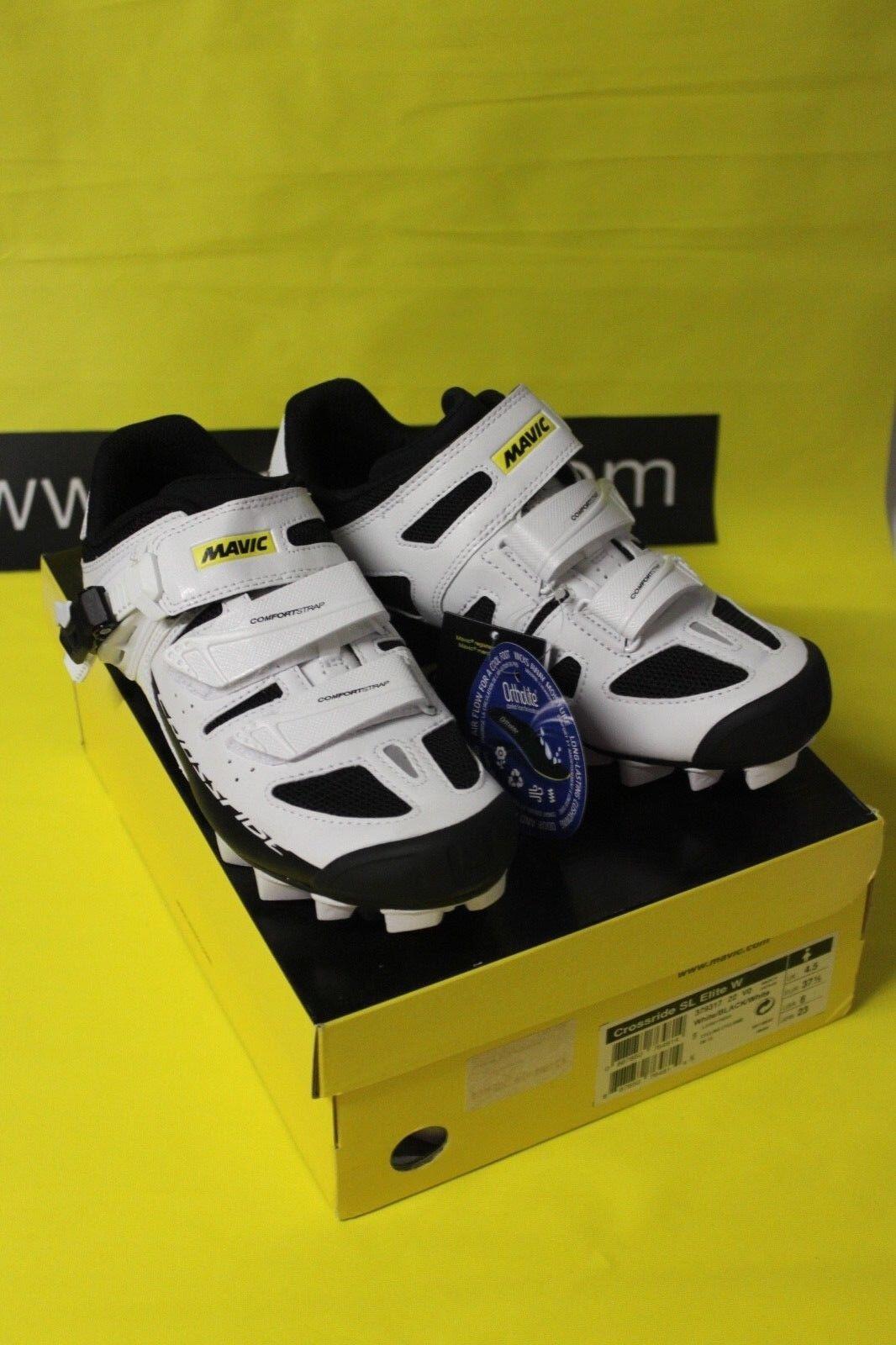 MAVIC Damen MTB-Schuhe Crossride SL Elite, Größe UK 4, EUR 36 2/3
