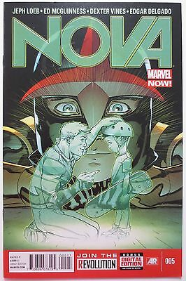 Nova  5  August 2013  Marvel  Guardians Of The Galaxy App   C2805
