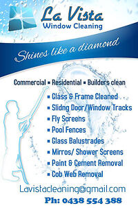 La Vista Window Cleaning Scarborough Stirling Area Preview