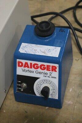 Daigger Vortex 2 Working