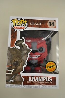Funko Pop Holidays  14 Krampus Chase Edition