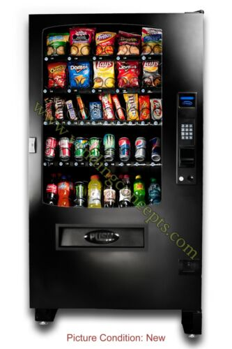 Seaga INF5C Combo Vending Machine