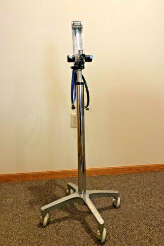 Porter 2000 Dental Nitrous Flowmeter Conscious Patient Sedation Unit + Cart