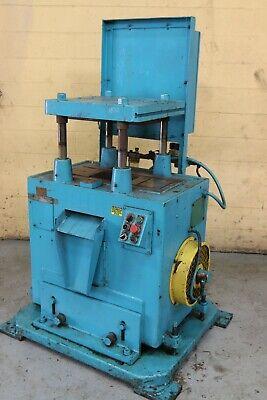 25 Ton Michigan Roll Form Cutoff Press Yoder 69831