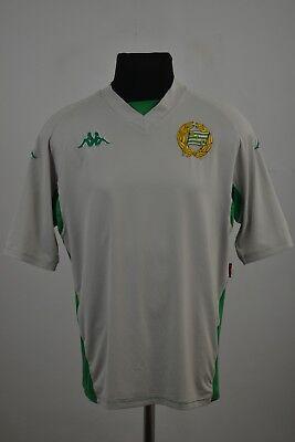 Stockholm Hammarby HIF 2000s Home Mens Shirt Jersey Trikot Football Size Medium  image