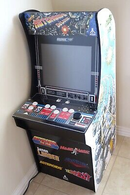 Arcade1Up Asteroids Deluxe - Local Pickup