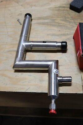 New Cryofab Cryogenic Pipe