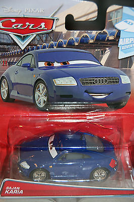 Disney Pixar Cars  Sajan Karia  New In Package  Ship Worldwide