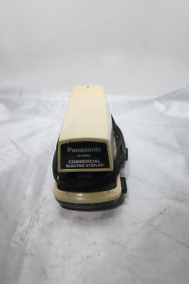 Vintage Panasonic Model As-300nn Commercial Electric Stapler