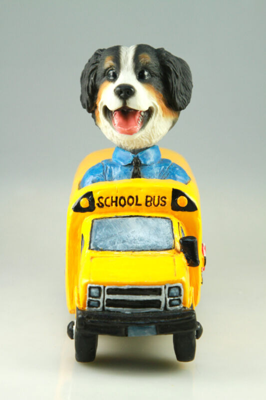 SCHOOL BUS BERNESE MTN DOG SEE INTERCHANGABLE BODIES & BREEDS @ EBAY STORE