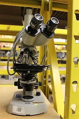 Carl Zeiss 47-09-16-990444 Microscope Loaded Plan Objectives Trinocular