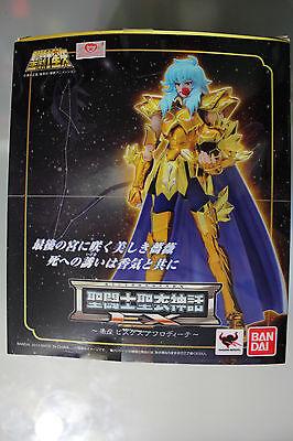 Bandai Saint Myth Cloth Saint Seiya GOLD CLOTH EX PISCES APHRODITE