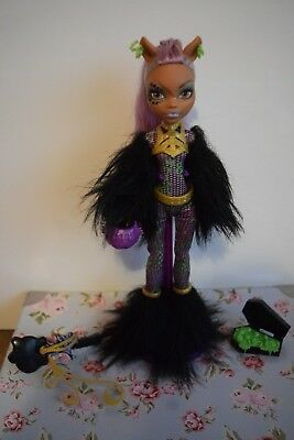 Monster High Mattel -  Clawdeen Wolf *Halloween Kostümparty*