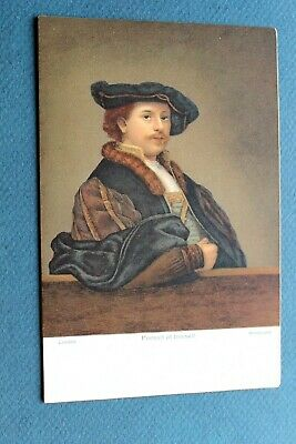 . Portrait of Rembrandt. By Himself
