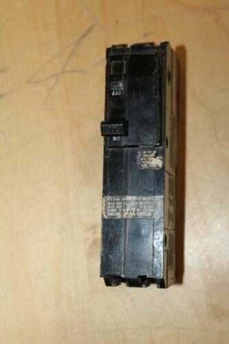"""Q1L2100 - Square D 100 Amp 2 Pole Type Q1L """"Plug On"""" Circuit Breaker 240VAC"""