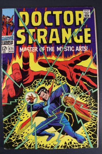 1968 Marvel Dr. Strange #171