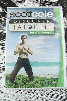 Scott Cole DISCOVER TAI CHI for Beginners DVD Sealed NEW