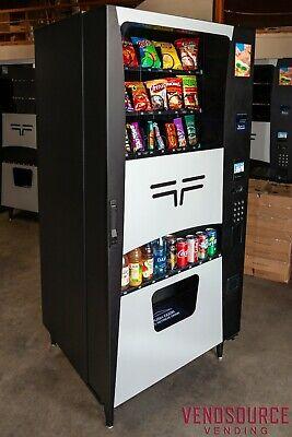Wittern 3589 Combo Drinksnack Vending Machines - 10 In Stock.