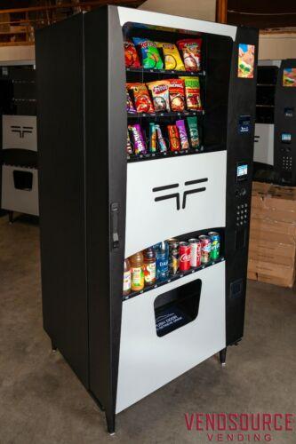 Wittern 3589 COMBO Drink/Snack vending machines - 10 in stock.