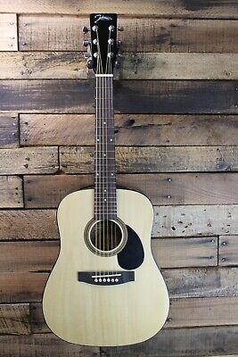 Johnson JG-610-NA  1/2 Size Acoustic Guitar - Bridge Lift #R6315