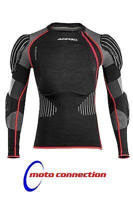 Adult Acerbis X-FIT Body Armour Motocross BMX Downhill Neck Brace Compatible