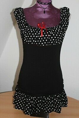 ck Phaze und Shirt Jungbluth schwarz weiß Punkte Polkadots S (Schwarzen Und Weißen Polka Dot)