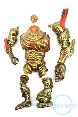 "Marvel Legends 6"" inch Build a Figure BAF Spider-Man Molten Man Individual Parts"