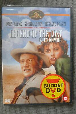 DVD la cité disparue neuf emballé 1957 john wayne sophia loren