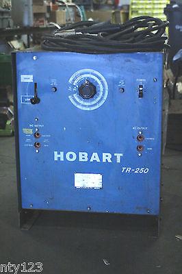 Hobart Arc Welder Model Tr-250