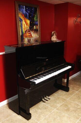 """Yamaha U1 48"""" Vertical Upright piano"""