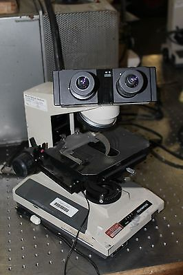 Olympus Bhtu Series Bh2 Microscope W 10x20l Eye Pieces 40 Objective