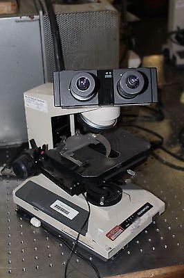 Olympus Bhtu Series Bh2 Microscope W 10x20l Eye Pieces 40 Objective