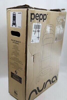 NUNA Pepp Graphite Stroller New in Open Box