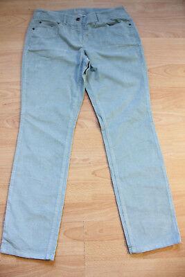 Cord Petite Jeans (BODEN  light blue  cord straight leg  jeans size 12p petite  WC115. NEW)