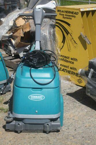 Tennant T1B battery powered Walk-Behind Scrubber