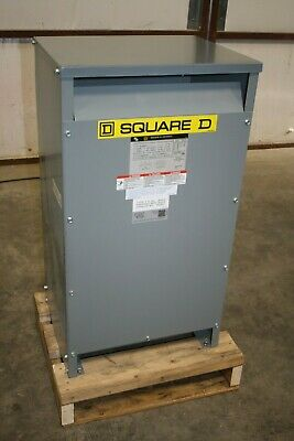 New Square D 15 Kva Transformer Ee15s3hfcu 240480 120240 1 Phase